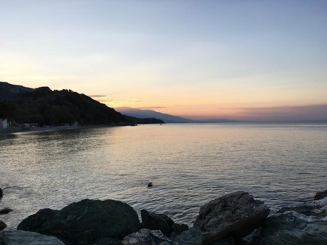 Morze Egejskie | Grecja | Greckie Morze