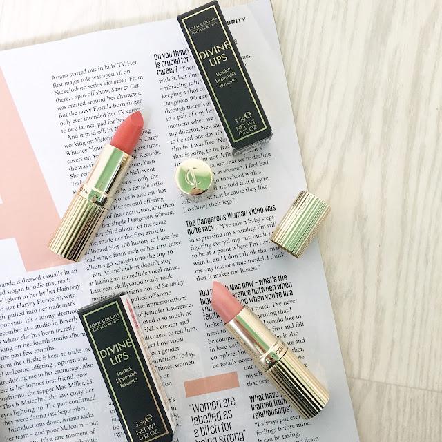 Joan-Collins-Divine-Lips-Lipsticks-Review
