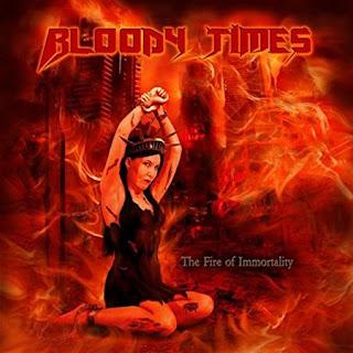 """Τρία τραγούδια από το ντεμπούτο των Bloody Times """"The Fire of Immortality"""""""