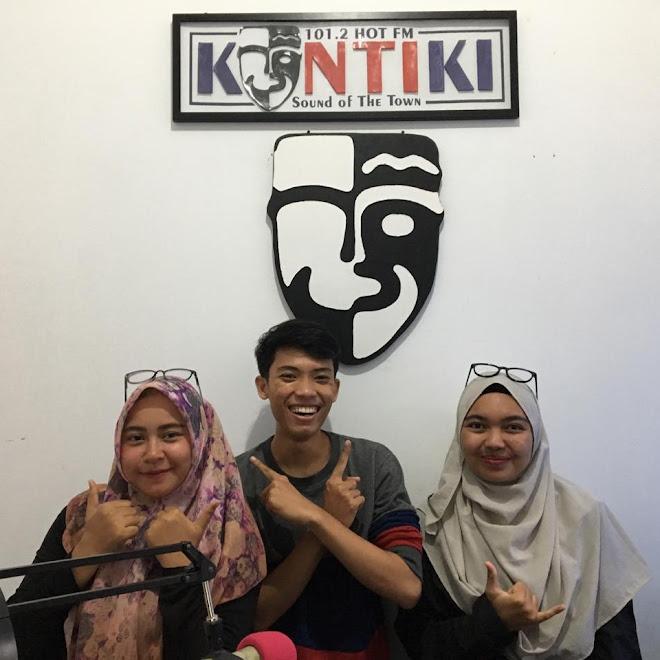 Mengudara di Kontiki FM