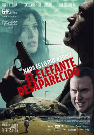 EL ELEFANTE DESAPARECIDO (2014) Ver Online - Español latino