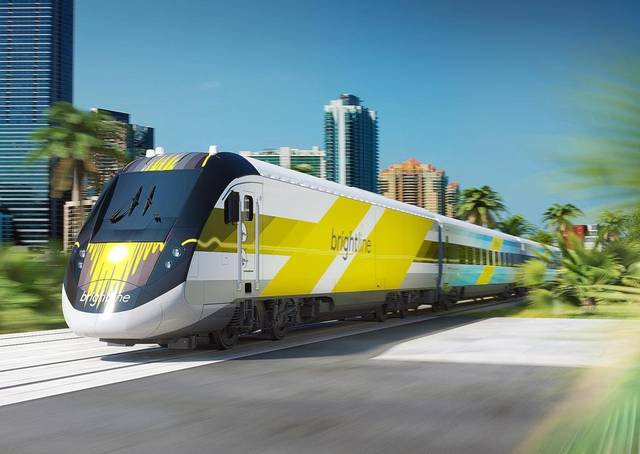 Conheça o trem de alta velocidade que vai fazer a viagem de Miami à Orlando