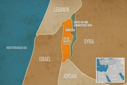 RI Tegaskan Tolak Langkah AS Akui Golan Milik Israel