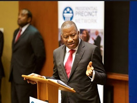 I Inherited and Changed a Nigeria That Was Not Working - Goodluck Jonathan Lists His Legacies in America