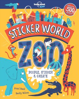 Kids Book Review Review Lonely Planet Kids Sticker World