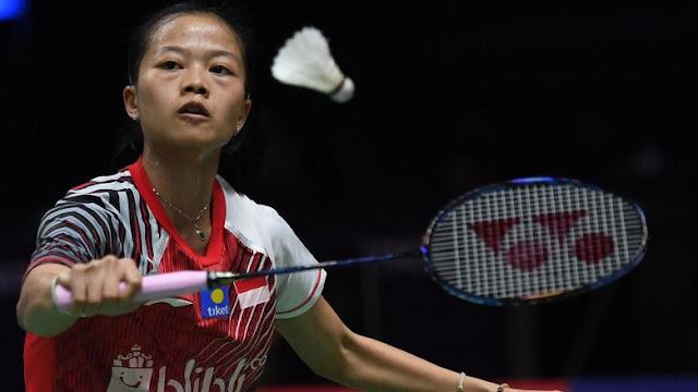 Fitriani Langsung Tersingkir di Indonesia Open 2018