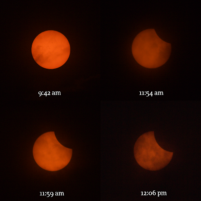 eclipse sequence square