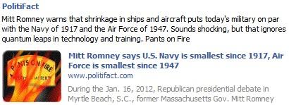 PolitiFact Bias: January 2012