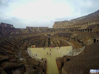 Rome Italie le Colisée