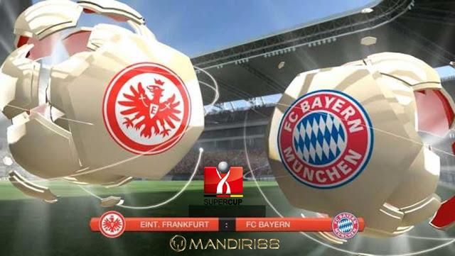 Prediksi Eintracht Frankfurt Vs Bayern Munich, Senin 13 Agustus 2018 Pukul 01.30 WIB