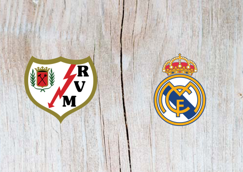 Rayo Vallecano vs Real Madrid Full Match & Highlights 28 April 2019