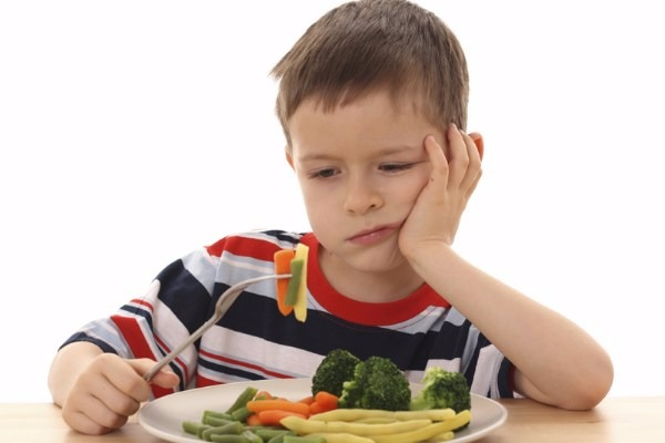 Susah Gemukkan Badan Anak