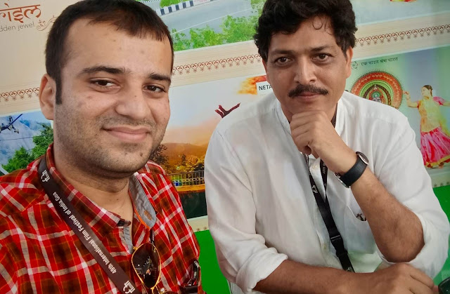 A rendezvous with the National award-winning filmmaker Praveen Morchhale