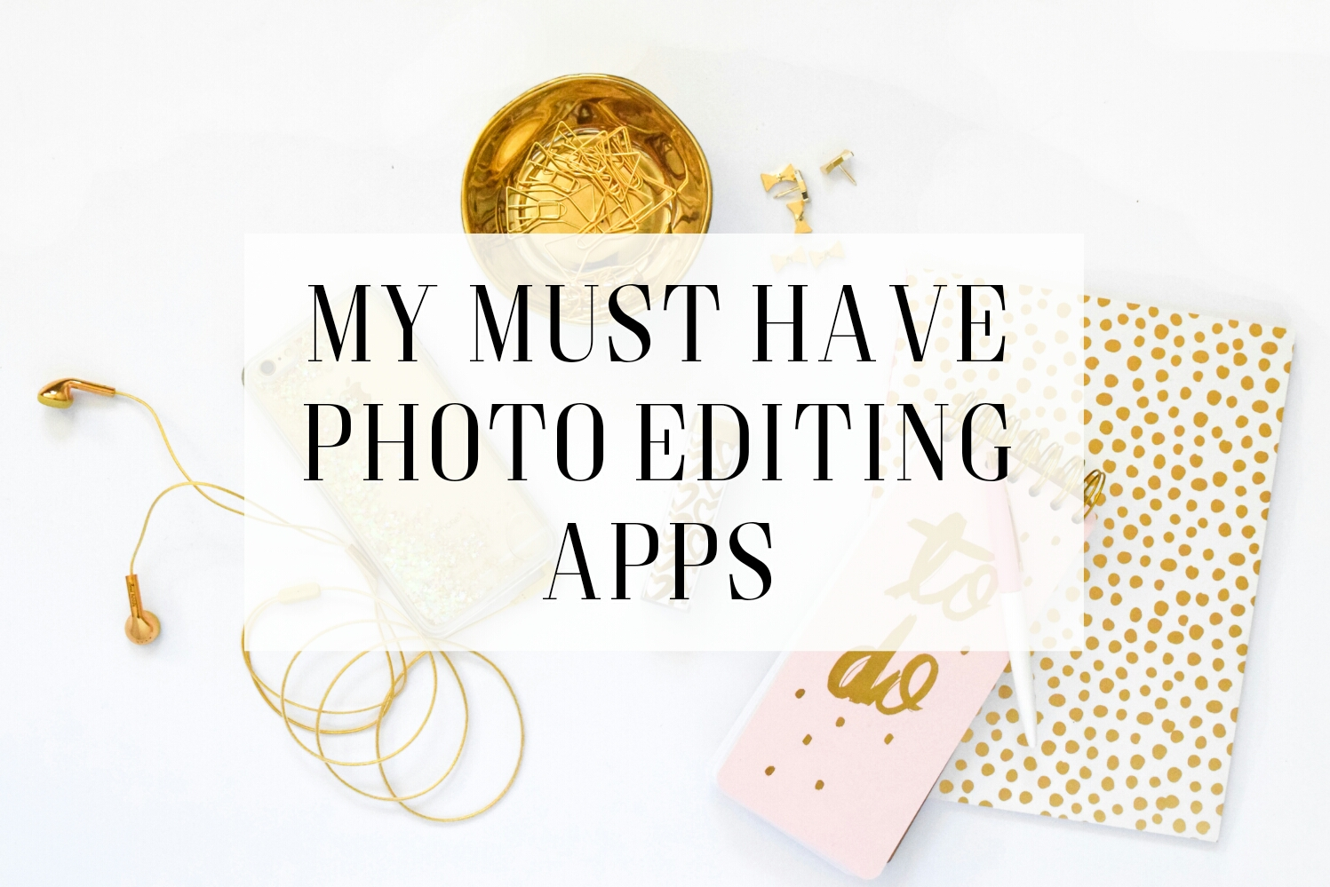 My Must-Have Photo Editing Apps | Lenne Zulkiflly