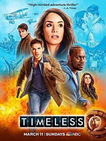 Sinopsis pemain genre Serial Timeless Season 2 (2018)