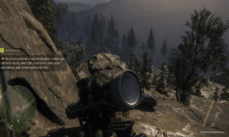 تحميل لعبة sniper ghost warrior 3 للكمبيوتر