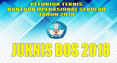 Download Juknis BOS 2018 PDF untuk SD, SMP, SMA dan SMK