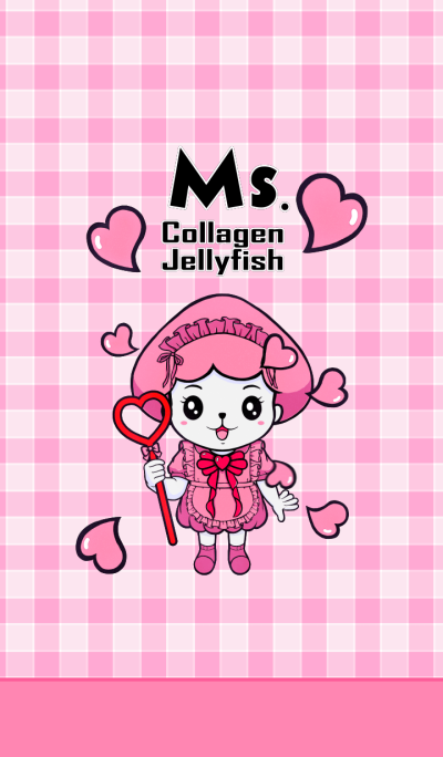 Ms. Collagen Jellyfish