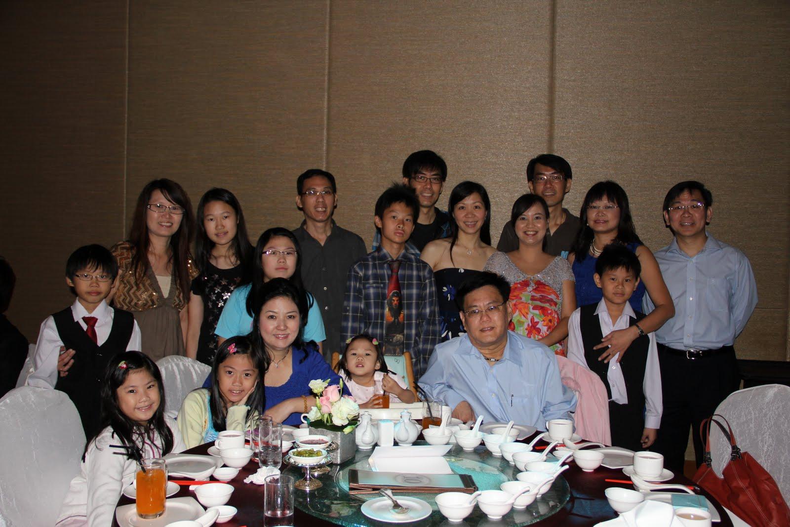 Tan Family Chronicles: My Cousin Emmeline's wedding