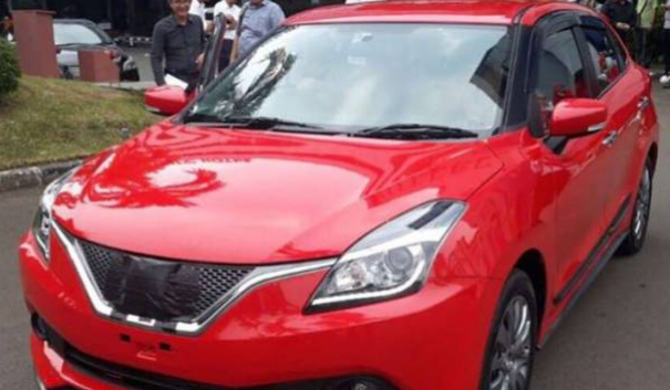 Mobil Suzuki Pesaing Honda Jazz Resmi Mengaspal di Indonesia