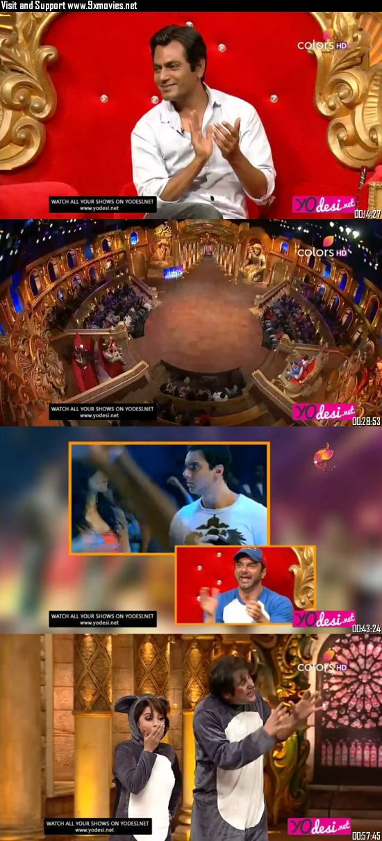 Comedy Nights Bachao 04 Sept 2016 HDTV 480p