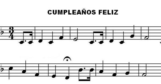 Cancion cumpleanos feliz opera