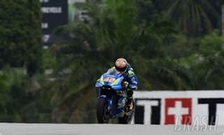 Hasil FP2 MotoGP Malaysia 2018: Rins, Marquez, Miller