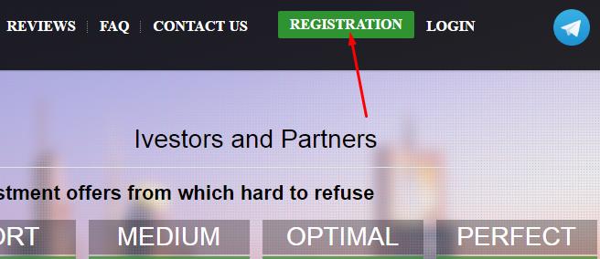 Регистрация в Cleverli