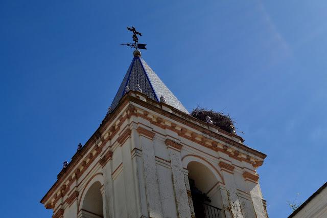 Torre de la iglesia de la Purísima concepción
