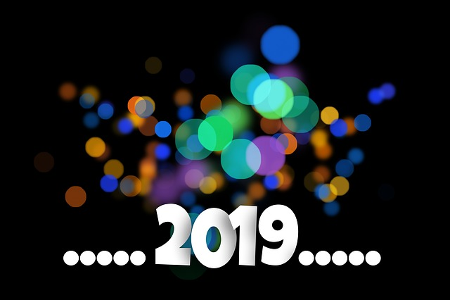 Games Industry New Year 2019 Wishes