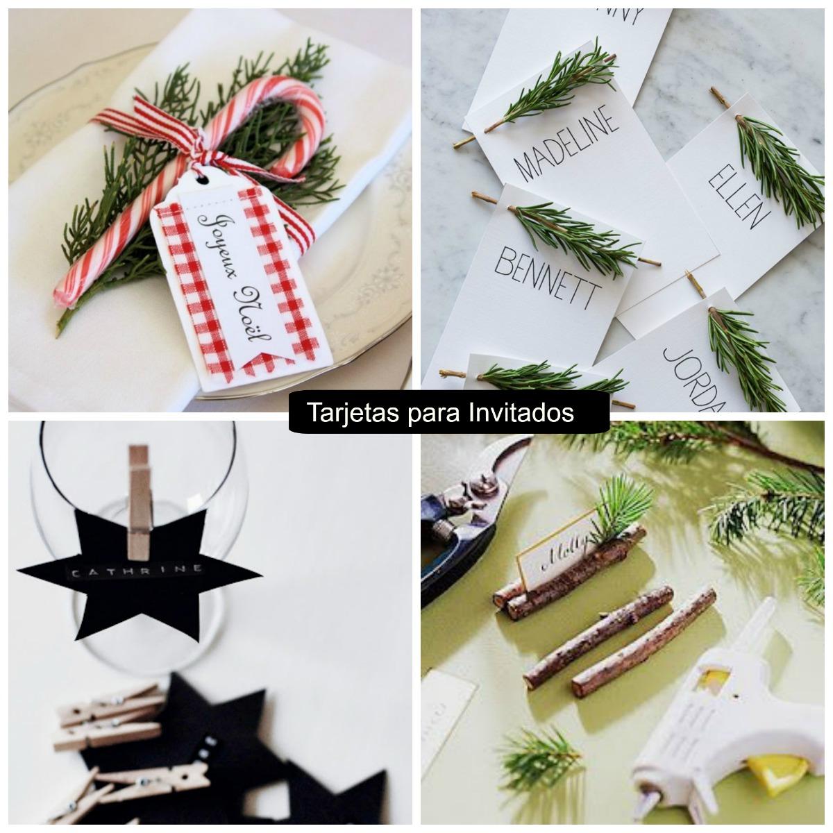 Ideas de tarjetas de mesa para invitados la taza de loza for Para invitados
