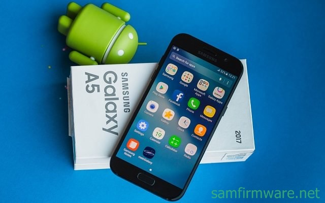 Samsung Galaxy A5 2017 flash file download