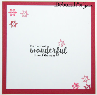 Snowflake Shimmer sq - photo by Deborah Frings - Deborah's Gems