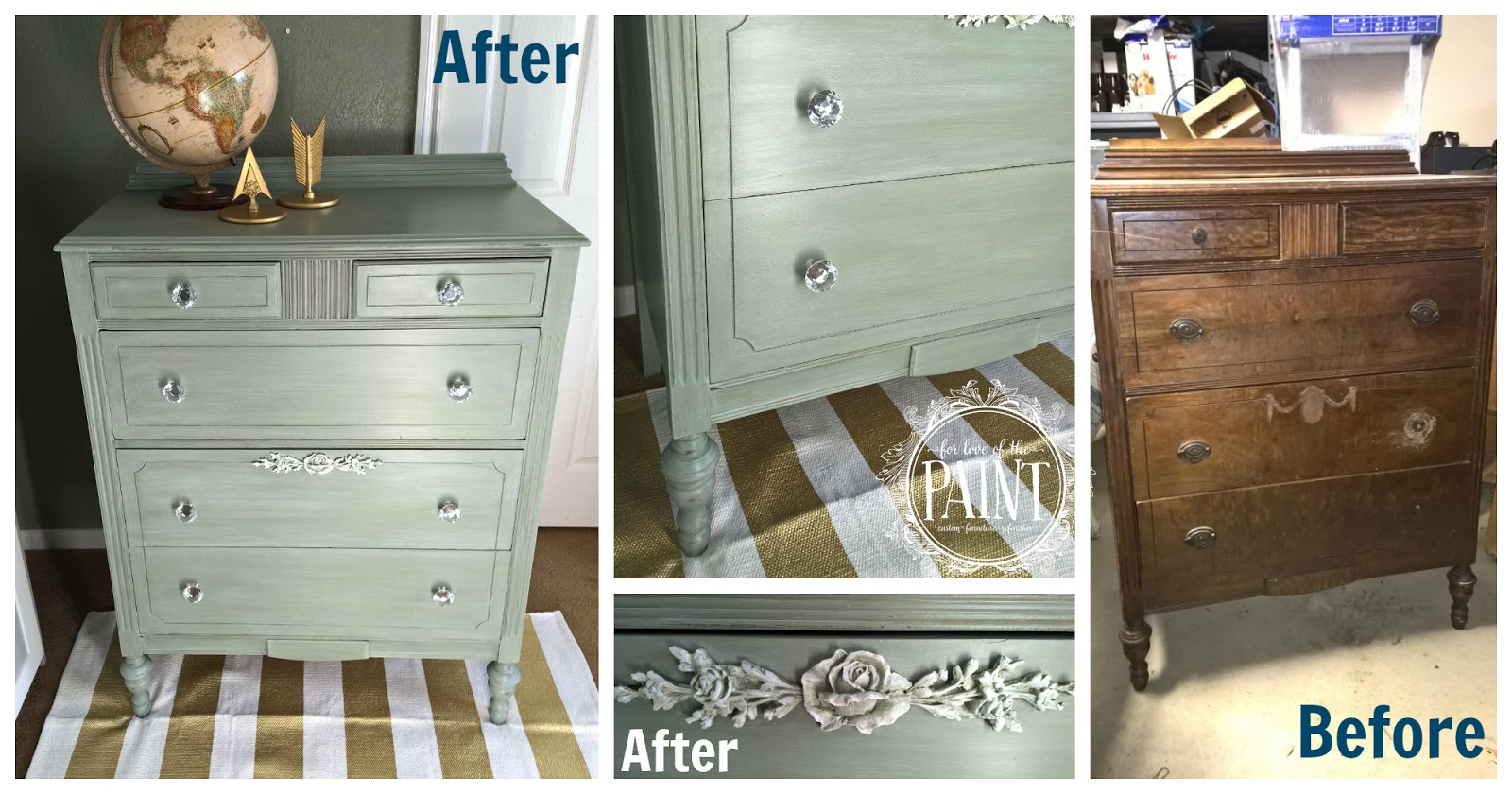 For Love of the Paint: Before and After : Depression Era ...