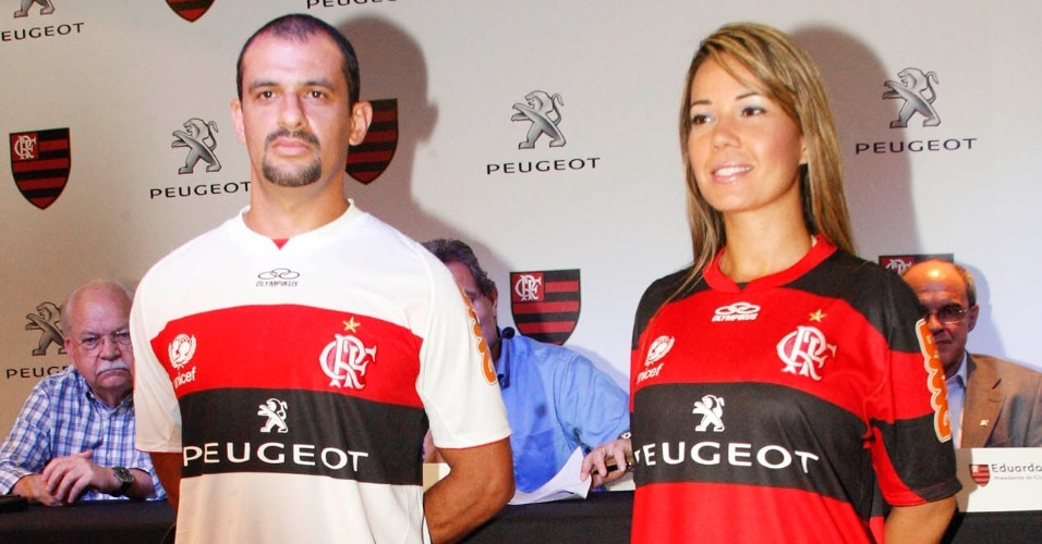 flamengo peugeot shirt sponsor deal unveiled   footy headlines
