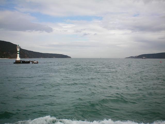 La entrada al mar Negro