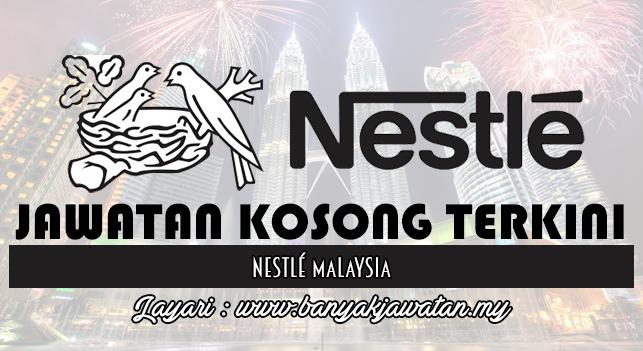 Jawatan Kosong Terkini 2017 di Nestlé Malaysia