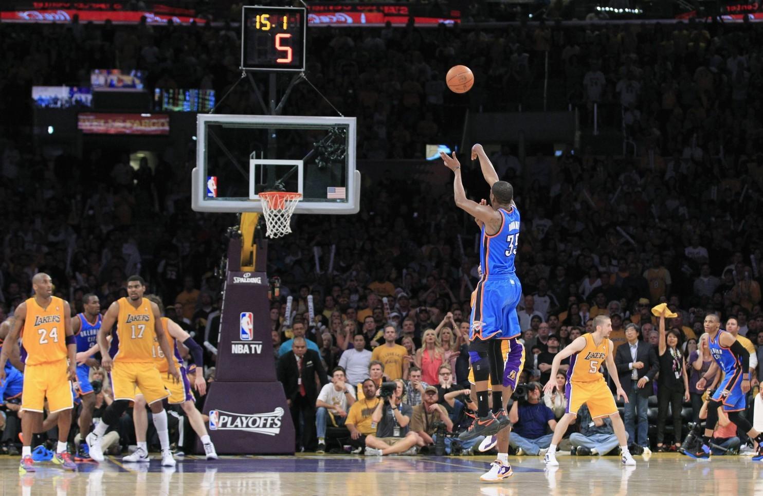 Heave-Ho: A Necessary (?) Tweak to the NBA Three-Point ...