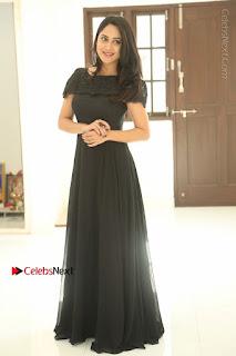 Actress Miya George Latest Po Gallery in Black Gown  0310.JPG