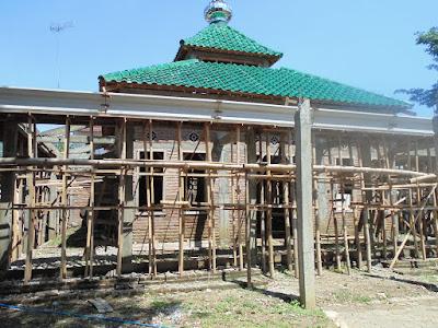 Yayasan yang Membantu Pembangunan Masjid