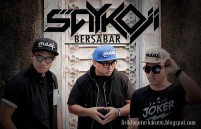 Saykoji - Bersabar (Feat. Della MC & Guntur Simbolon)