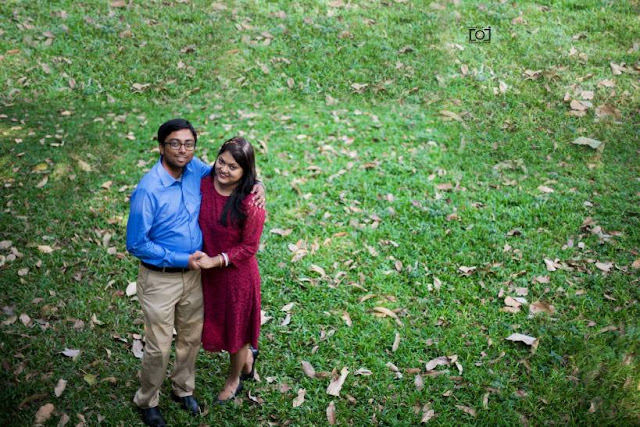 Indian anniversary couple photoshoot