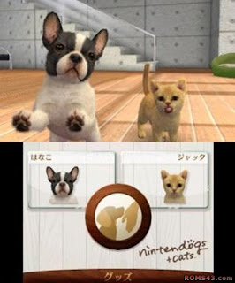 Nintendogs + Cats - Toy Poodle & New Friends 3DS CIA Free Download