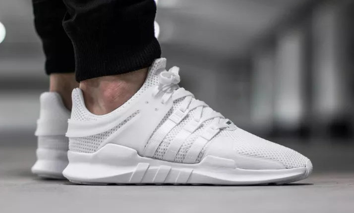 new styles 52e9d ba004 This lifestyle kicks from Adidas looks like a combination of other  silhouettes like the racer and the SL Loop. Having a slim profile, the adidas  EQT Support ...