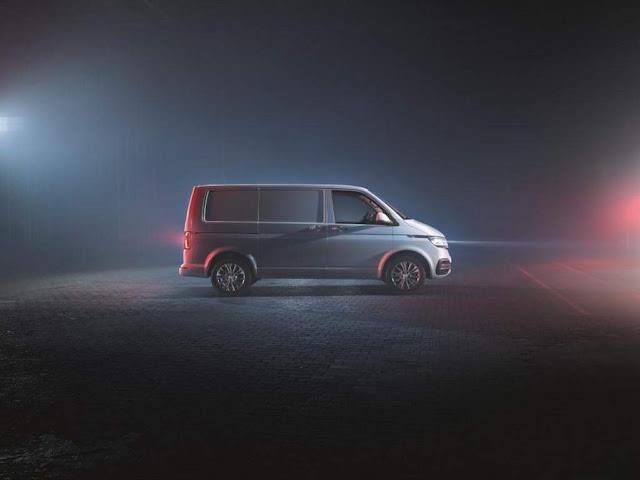 Volkswagen Kombi Transporter 6.1
