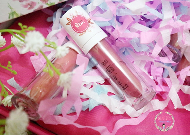 Mustika Puteri Lips Licious Lip Cream Matte Review