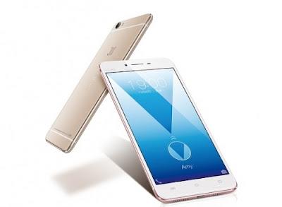 spesifikasi dan Harga Handphone Vivo X7