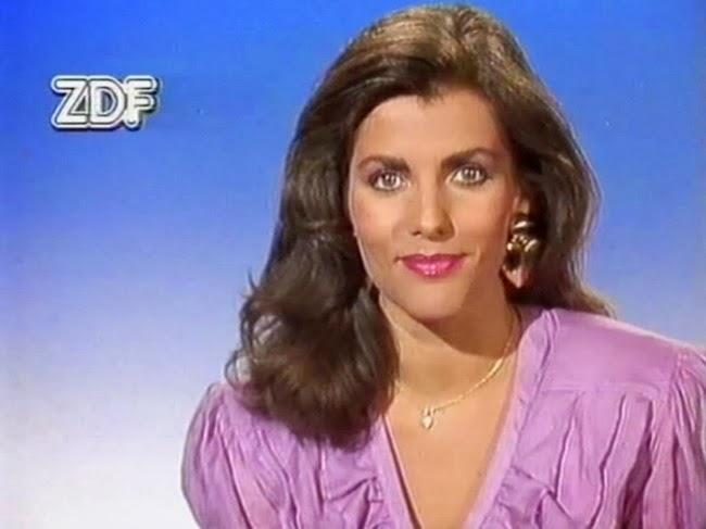 60 Jahre Birgit Schrowange: So sah sie bei TV-Debüt aus