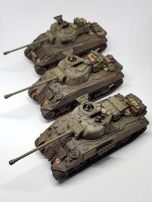 PSC 1/72 Sherman Firefly