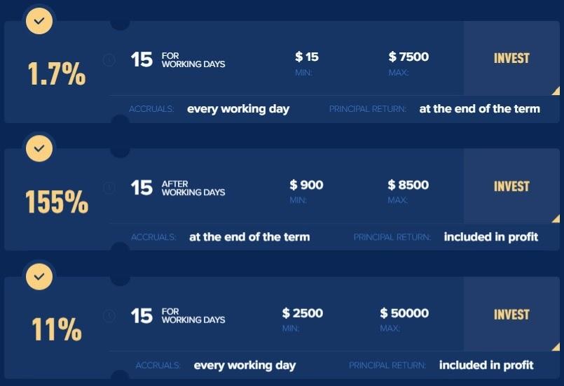 Инвестиционные планы BitStil